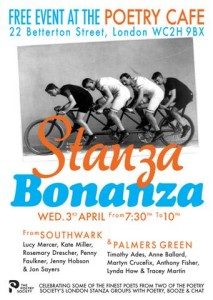 Stanza Bonanza poster (Small)